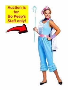 NEW DISNEY PIXAR TOY STORY BO PEEP'S SHEPHERD STAFF HALLOWEEN COSTUME ACCESSORY!
