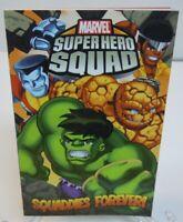 Marvel Super Hero Squad Squaddies Forever! Comic TPB Trade Paperback Brand New