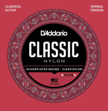 D'Addario EJ27N Classical Guitar Nylon Strings Normal Tension