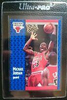1991 FLEER #29 MICHAEL JORDAN CHICAGO BULLS HOF PACK FRESH NEAR MINT