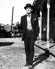 1958 Western TV Show BAT MASTERSON W/ GENE BARRY Glossy 8x10 Photo Poster Print