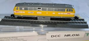 Spur N MInitrix Diesellok Wiebe V160 Digital DCC 11602.002