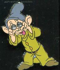 Dopey Diamond Eyes Jeweled Disney Pin 109529