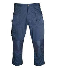 Pantalones de hombre cargo color principal azul