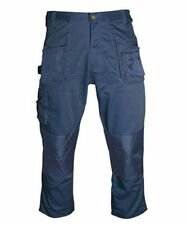 Pantalones de hombre cargo azul