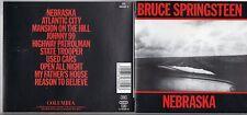 BRUCE SPRINGSTEEN CD NEBRASKA made in AUSTRIA 10 tracce