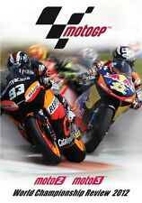 Motogp -  Moto2 / Moto3 World Championship Review 2012 { New DVD}