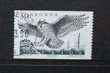 SWEDEN 1989 Bird Eagle Owl 30kr. Set of 1. Fine USED. SG1469.