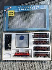 More details for vintage piko junior ho gauge train set