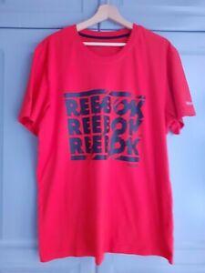 REEBOK T-SHIRT - SIZE XL - FREE POSTAGE!