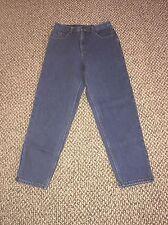 Women's Or Children's Eddie Bauer Flannel Lined Jeans   Sz. 14