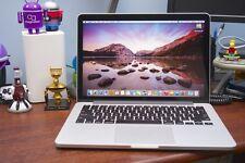"Recent Retina  MacBook Pro 13"",core i5, 8GB RAM, 256gb ssd,latest osx , warranty"