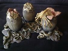 Attakus Collectibles Alien Birth: 3 Egg diorama Facehugger no sideshow Covenant