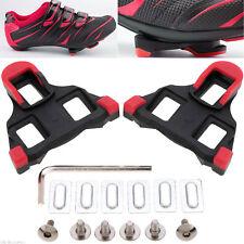 2 pcs Road Bike Cycling Self-locking Pedal Cleats Set For Shimano SM-SH11 SPD-SL