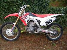 375 to 524 cc CRF Motorcycles & Scooters