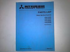 MITSUBISHI PARTS MANUAL #FBC15KS--18KS-20-KS-25KS (#97)