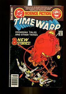 TIME WARP 2 (8.5) SCIENCE FICTION DOLLAR COMIC DC (b001)
