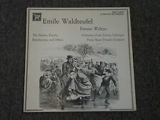 Emile Waldteufel~Famous Waltzes~1985 MHS 7239W~Classical~FAST SHIPPING!