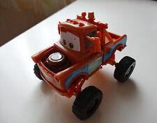 Martin (Tow Mater) Monster - 4x4 bodies - Disney - Pixar - Cars - RARE