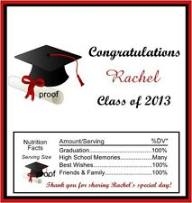 15 Graduation Candy Bar Wrappers