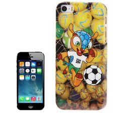 Football World Cup custodia cover mondiali calcio Brasile 2014 per iPhone 5 S