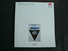 """Audi """"Rad der Zeit"""" eine Unternehmensdokumentation, Ausgabe 1992"""