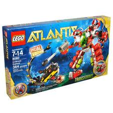 8080 UNDERSEA EXPLORER lego legos set NEW atlantis