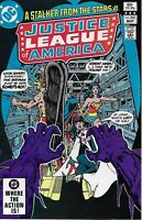 Justice League Of America Comic Issue 202 Bronze Age First Print 1982 Conway Oda