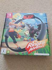 Ring Fit Adventure Nintendo Switch Brand New and Sealed Ringfit