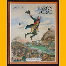 LE BARON DE CRAC Catherine Chicandard Giannini 1988