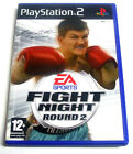 EA SPORTS FIGHT NIGHT ROUND 2 II - PS2 PLAYSTATION -5030930042639- MODENA