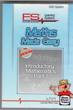 Learning made Easy, Introductiory  Mathematics Part 1 DVD