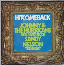 "7"" Johnny & The Hurricanes Red River Rock / Sandy Nelson Teen Beat 70`s (Oldie)"
