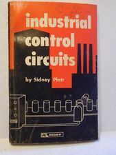 Vintage 1967 Industrial Controls Circuits Sidney Platt Book