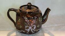 Tea Pots Decorative Art Deco Date-Lined Ceramics (1920-1939)