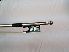 "Monomax Art Collection: Violin Bow with ""Pine Cones"" design"