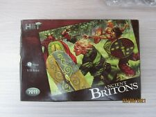 Hat Toy Soldiers Ancient Britons in box