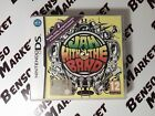 JAM WITH THE BAND - NINTENDO DS DSi 3DS 2DS PAL ITA ITALIANO COMPLETO COME NUOVO