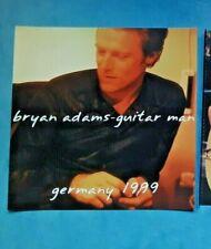 Bryan Adams – Guitar Man -live GERMANY 1999-Wonder Boy japan 2002 cd
