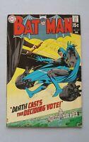 DC Comics Batman #219 (1970 VF 8.0)  Batman Comic ~StoryTeller