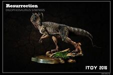 1/35 IToy Dilophosaurus Sinensis Jurassic World Dinosaur Resurrection Model