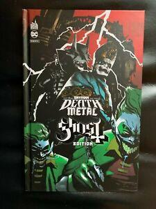 batman Dark Nights Death Metal 2 Ghost Bands Variant EUROPEAN Werther Dell'Edera