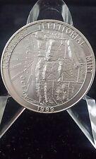 Northwest Territorial Mint 1989 1oz 999 Fine Silver Art Round Made In USA