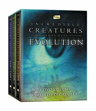 INCREDIBLE CREATURES THAT DEFY EVOLUTION VOLS 123 DVD
