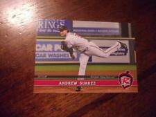 2017 RICHMOND FLYING SQUIRRELS Single Cards YOU PICK FROM LIST $1 to $3 each OBO