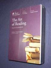 Teaching Co Great Courses  CDs         THE ART OF READING        new & sealed