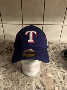 Texas Rangers NEW ERA 49FORTY Cap - M