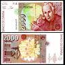SPAIN 2000 PESETAS 1992 (1996) P 164 UNC