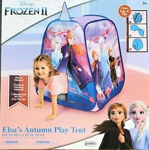 NEW FACTORY SEALED Disney Frozen II Pop-Up Play Tent - Twist-Pop-Play
