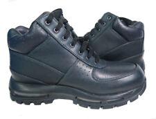 1277b03f13f NEW Mens Nike Air Max Goadome ACG Boot 865031-403 Black SZ 8 Dark Obsidian